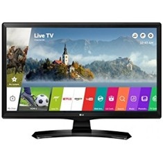 "Smart TV LED 27,5"" LG 28MT49S 2 HDMI LAN (Rede)"