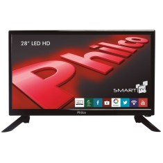 "Foto Smart TV LED 28"" Philco PH28N91DSGW"