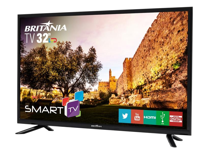 5a5132c56 TV 2 HDMI Britânia BTV32G51SN
