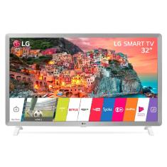 "Smart TV LED 32"" LG HDR 32LK610BPSA 2 HDMI"