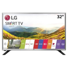 "Foto Smart TV LED 32"" LG 32LJ550B 2 HDMI LAN (Rede)"