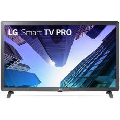 "Smart TV LED 32"" LG 32LK611C 3 HDMI USB"