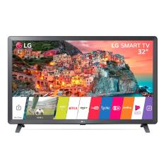 "Foto Smart TV LED 32"" LG 32LK615BPSB 3 HDMI LAN (Rede)"