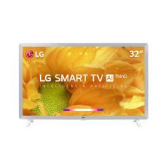 "Smart TV LED 32"" LG ThinQ AI HDR 32LM620BPSA 3 HDMI"