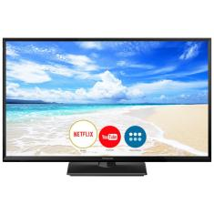 "Foto Smart TV LED 32"" Panasonic TC-32FS600B 2 HDMI LAN (Rede)"