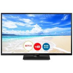 """Smart TV LED 32"""" Panasonic TC-32FS600B 2 HDMI LAN (Rede)"""