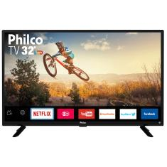 "Foto Smart TV LED 32"" Philco PTV32G50SN 2 HDMI USB"