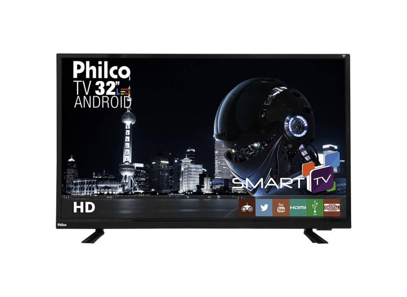 cbe71d35d1c TV 2 HDMI Philco PH32E60DSGWA