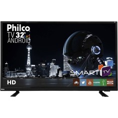 "Foto Smart TV LED 32"" Philco PH32E60DSGWA 2 HDMI USB"