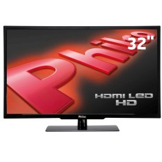 "Foto Smart TV LED 32"" Philco PH32U20DSGW 3 HDMI LAN (Rede)"