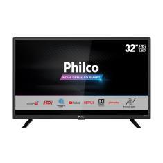"Smart TV TV LED 32"" Philco PTV32G52S 2 HDMI"