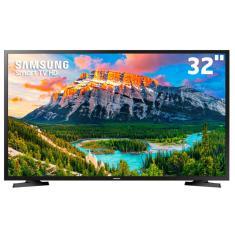 """Smart TV LED 32"""" Samsung Série 4 32J4290 2 HDMI"""