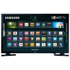 "Smart TV LED 32"" Samsung Série 4 UN32J4300 2 HDMI"