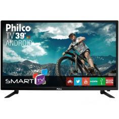 """Smart TV TV LED 39"""" Philco Netflix PTV39N86SA 2 HDMI"""