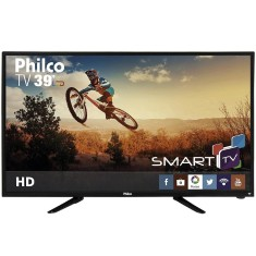 "Smart TV LED 39"" Philco PH39N86DSGW 3 HDMI USB"