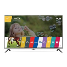 "Foto Smart TV LED 3D 42"" LG Full HD 42LF6400 3 HDMI"