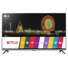 "Smart TV LED 3D 49"" LG Full HD 49LF6450 3 HDMI"