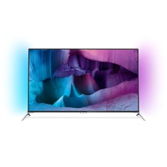 "Smart TV LED 3D 49"" Philips Série 7000 4K 49PUG7100"