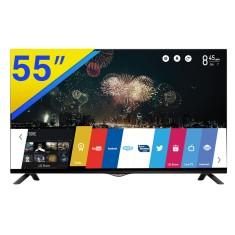 "Smart TV LED 3D 55"" LG Cinema 4K 55UB8300"