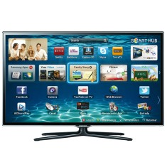 "Foto Smart TV LED 3D 55"" Samsung Série 6 Full HD UN55ES6500"