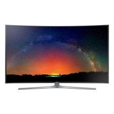 "Foto Smart TV LED 3D 55"" Samsung Série 9 4K UN55JS9000"