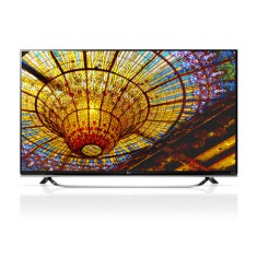 "Smart TV LED 3D 60"" LG 4K 60UF8500 3 HDMI"