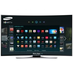 "Foto Smart TV LED 3D 65"" Samsung Série 8 4K UN65HU8700G"