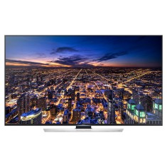 "Foto Smart TV LED 3D 75"" Samsung Série 8 4K UN75HU8500"
