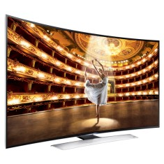 "Foto Smart TV LED 3D 78"" Samsung Série 9 4K UN78HU9000"