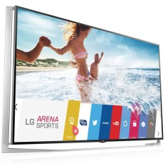 "Foto Smart TV LED 3D 79"" LG 4K 79UB9800 4 HDMI"