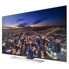 "Foto Smart TV LED 3D 85"" Samsung Série 8 4K UN85HU8500"