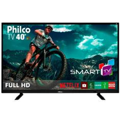 "Foto Smart TV LED 40"" Philco Full HD PTV40E21DSWN 2 HDMI 