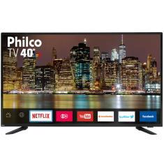 """Smart TV LED 40"""" Philco Full HD PTV40E60SN 3 HDMI"""