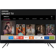 "Foto Smart TV LED 40"" Samsung Série 5 Full HD UN40K5300 2 HDMI"