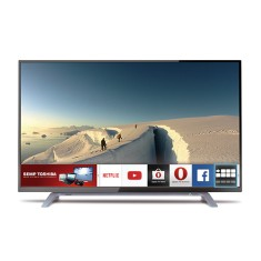 "Foto Smart TV LED 40"" Semp Toshiba Full HD 40L2500 HDMI LAN (Rede)"