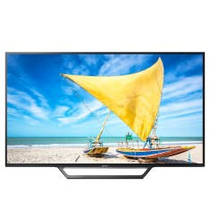 "Smart TV LED 40"" Sony Full HD KDL-40W655D 2 HDMI"