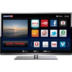 "Smart TV LED 40"" Toshiba Full HD 40L5400 3 HDMI USB"