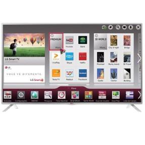 """Smart TV LED 42"""" LG Full HD 42LB5800 3 HDMI"""