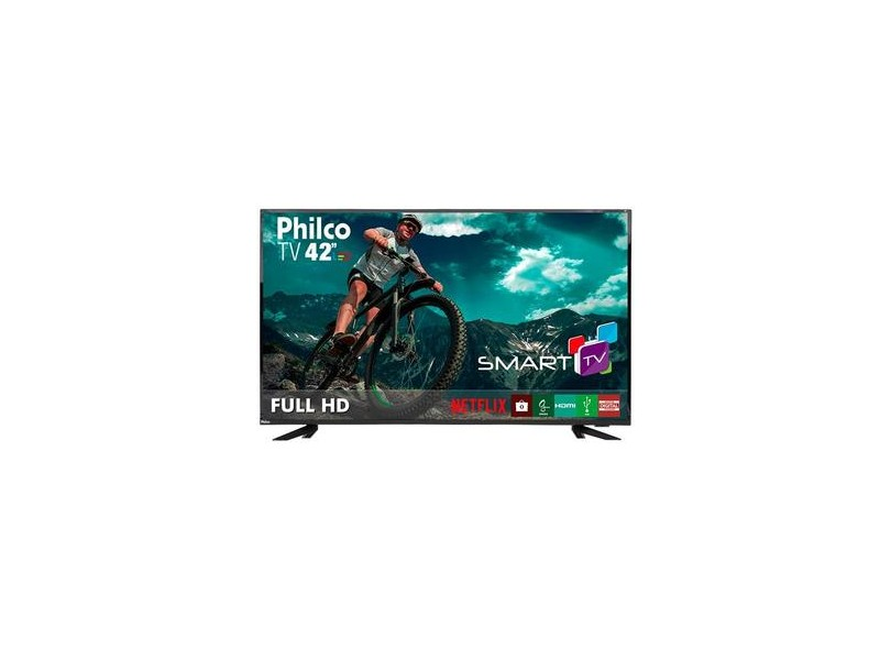 95c2651145a TV 3 HDMI Philco PTV42E60DSWN