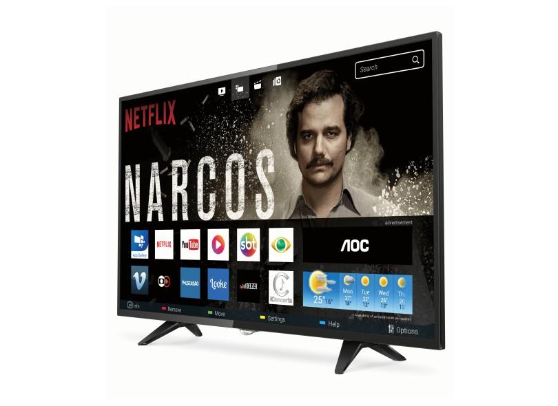 30691c03c0aba TV 3 HDMI AOC Série 5000 LE43S5970