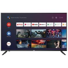 "Smart TV TV LED 43 "" JVC 4K LT-43MB508 4 HDMI"