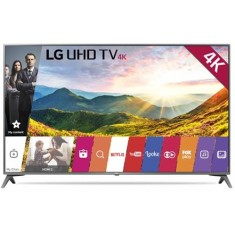 "Foto Smart TV LED 43"" LG 4K HDR 43UJ6565 4 HDMI"