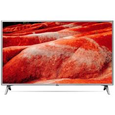 "Foto Smart TV LED 43"" LG ThinQ AI 4K 43UM7500PSB 4 HDMI 