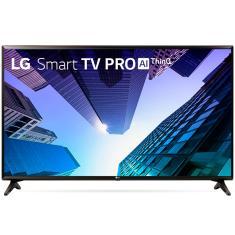 """Smart TV LED 43"""" LG ThinQ AI Full HD HDR 43LK571C"""
