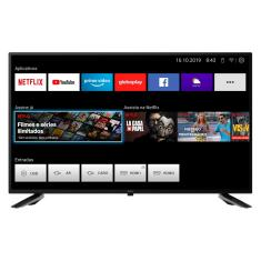 "Smart TV TV LED 43"" Philco Full HD PTV43E10N5SF 2 HDMI"