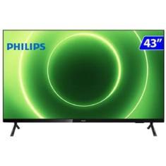"Smart TV TV LED 43"" Philips Full HD HDR 43PFG6825 3 HDMI"
