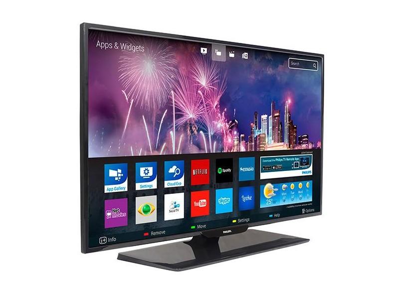 7053ffff2f13d Smart TV LED 43