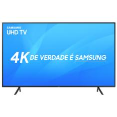 "Foto Smart TV LED 43"" Samsung 4K HDR 43NU7100 3 HDMI 