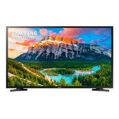 "Foto Smart TV LED 43"" Samsung Full HD UN43J5290 2 HDMI"
