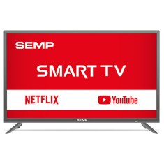 "Foto Smart TV LED 43"" Semp Toshiba Full HD L43S3900FS 2 HDMI"